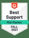 Kallidus G2 best support autumn 2021